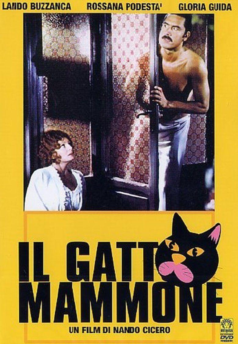 Il gatto mammone movie poster