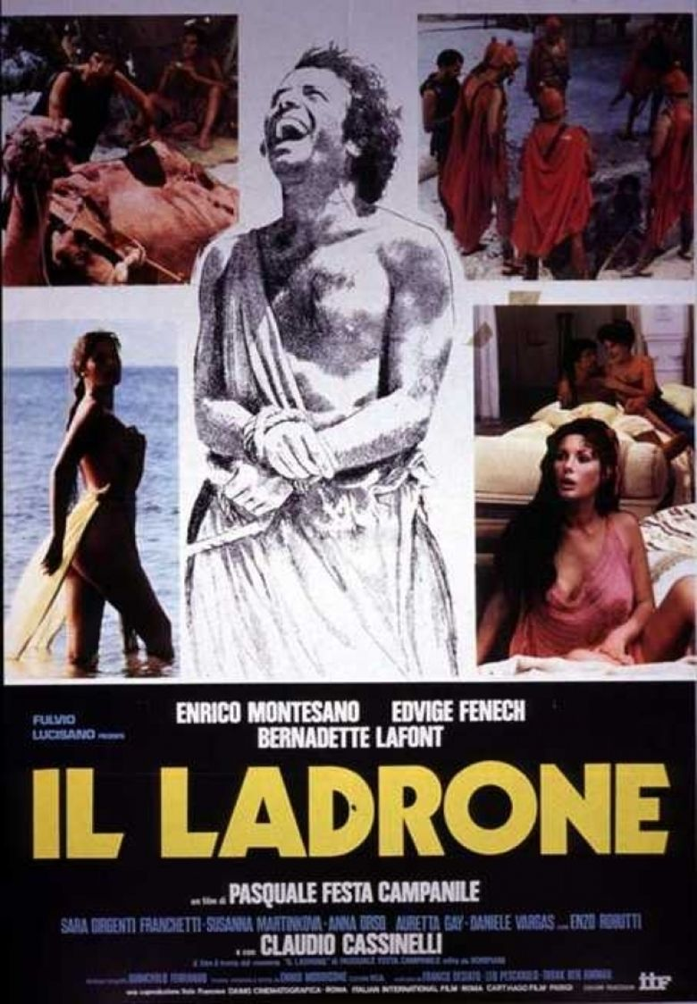 Il ladrone movie poster