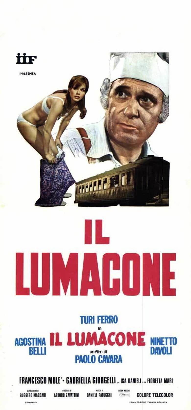 Il lumacone movie poster