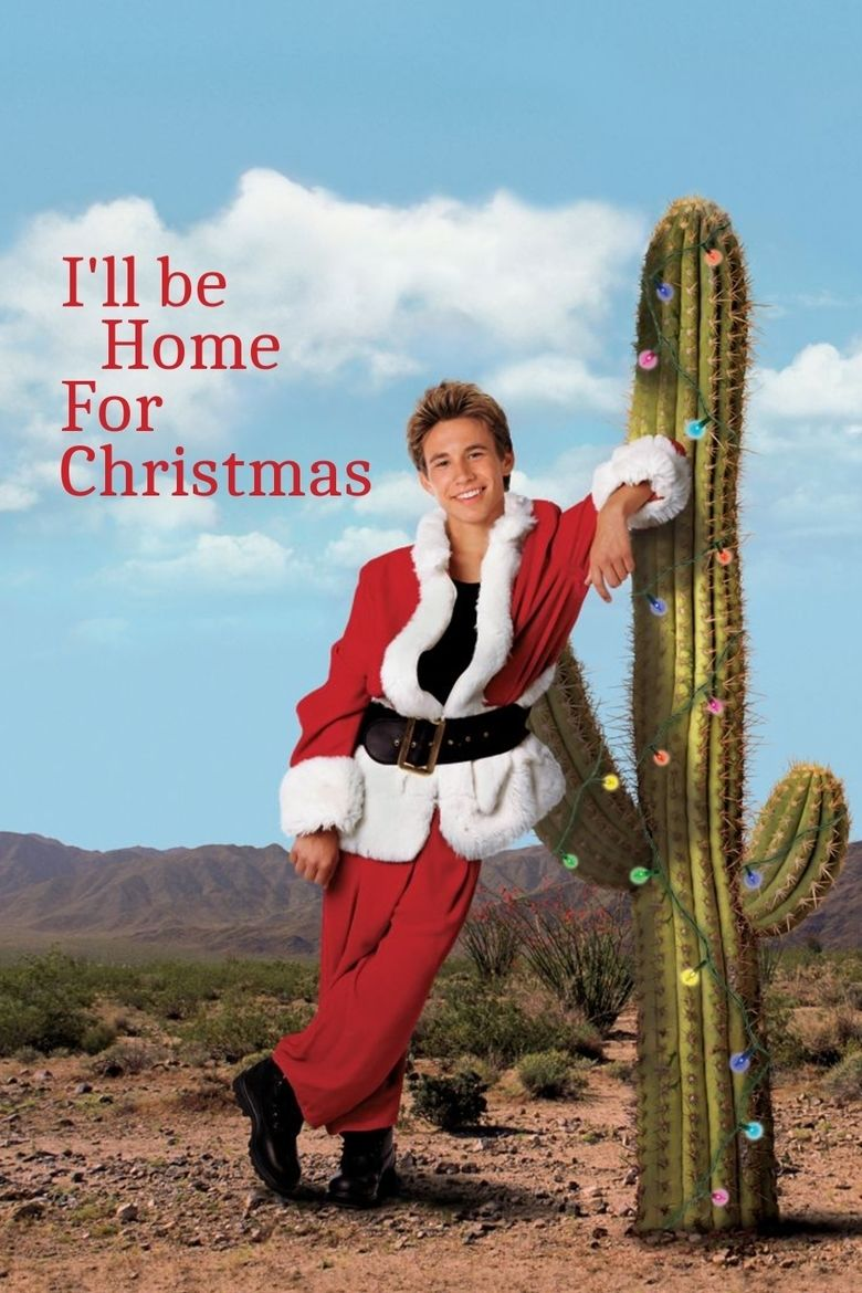 Ill Be Home for Christmas (1998 film) movie poster