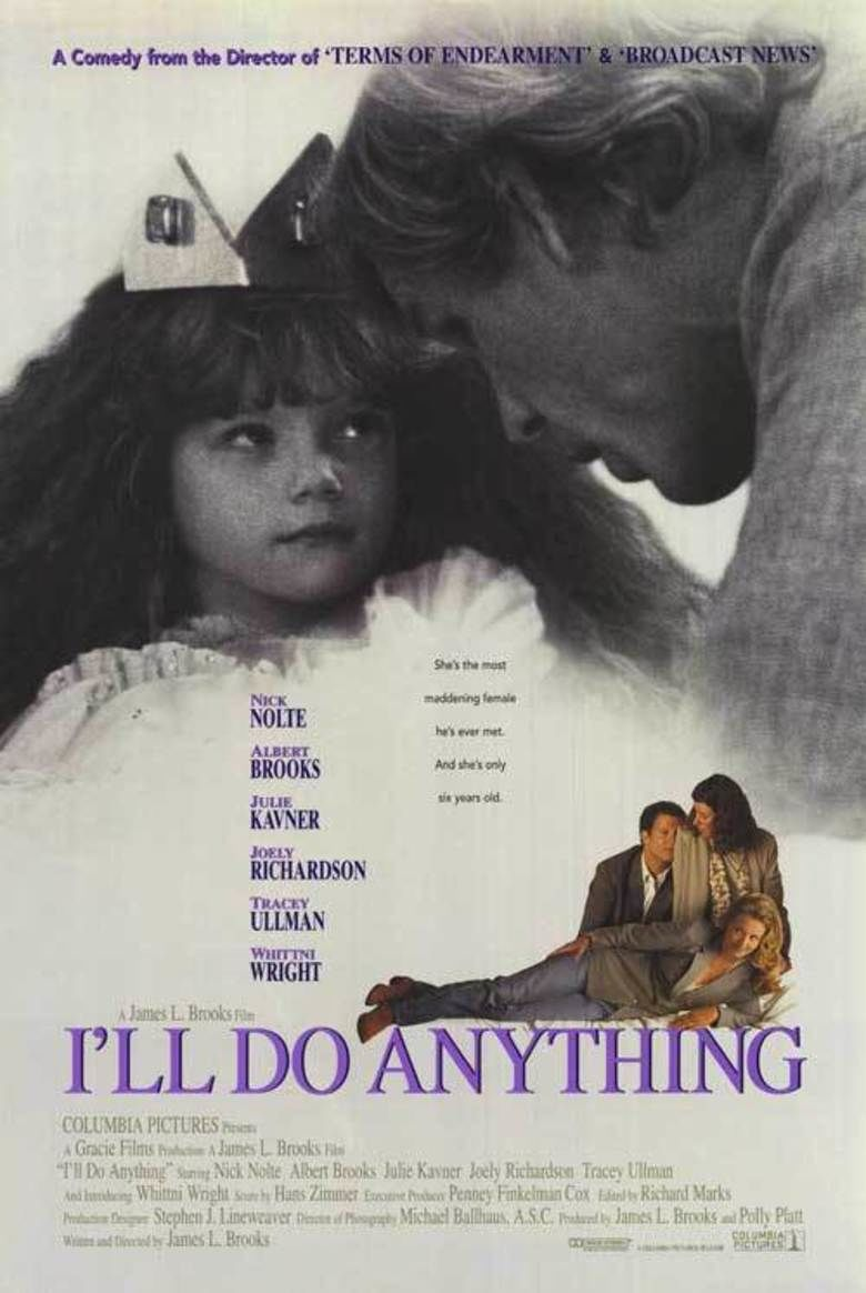 Ill Do Anything movie poster