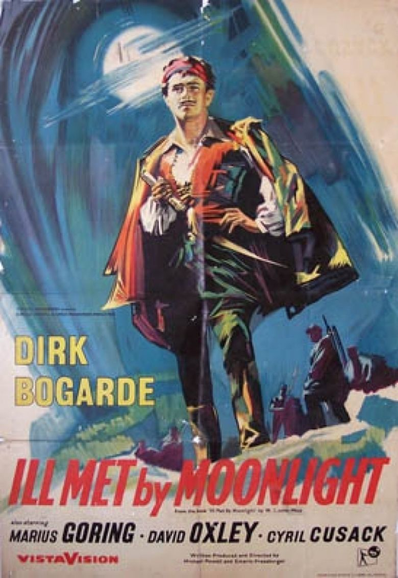 Ill Met by Moonlight (film) movie poster