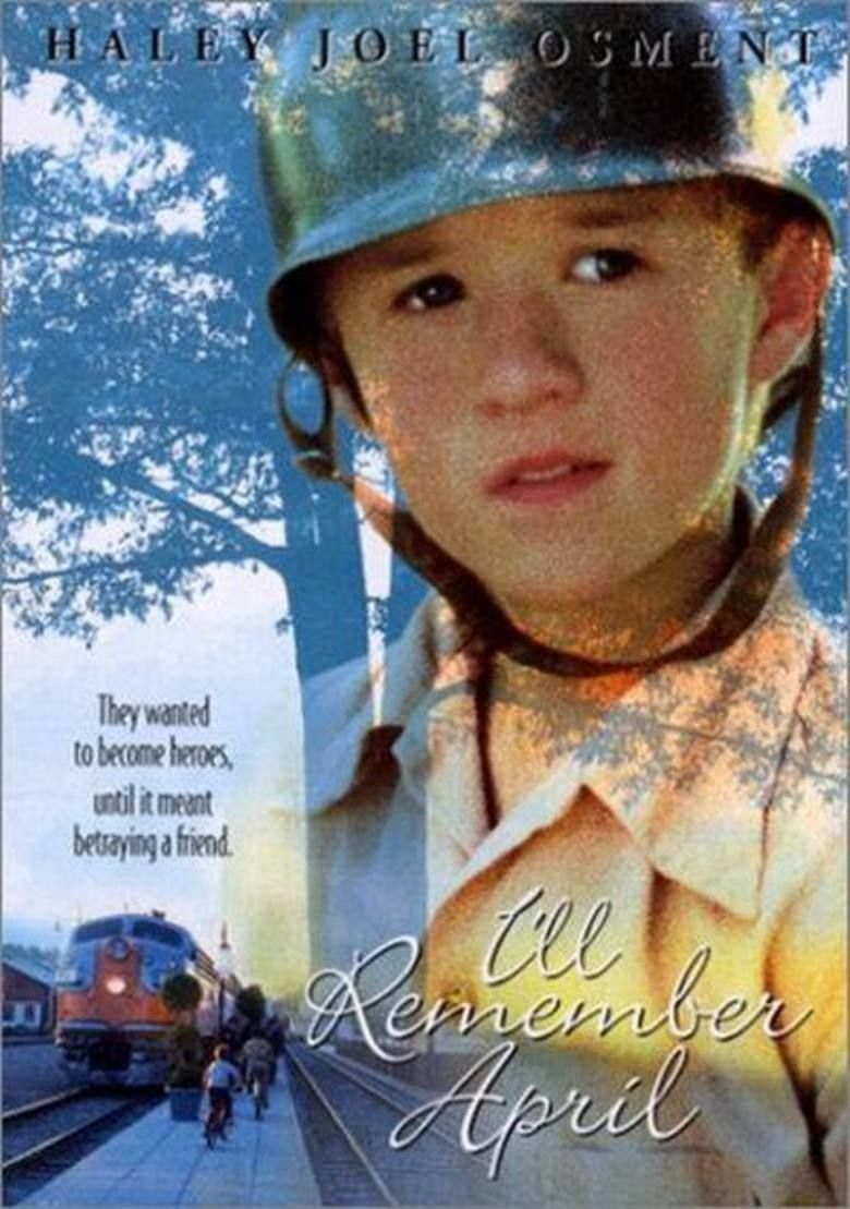 Ill Remember April (film) movie poster