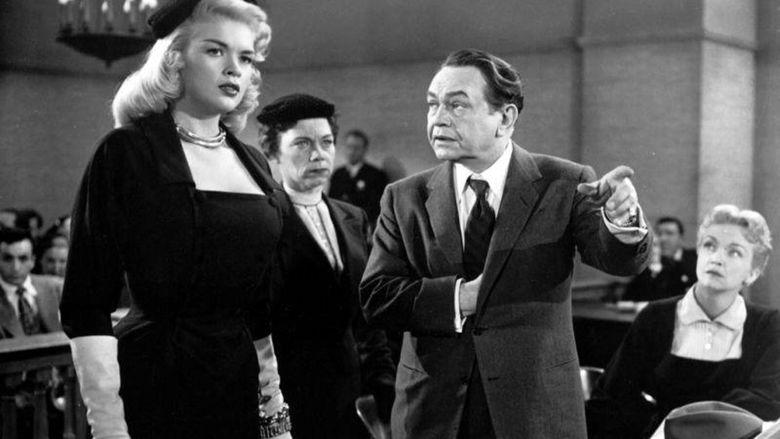 Illegal (1955 film) movie scenes