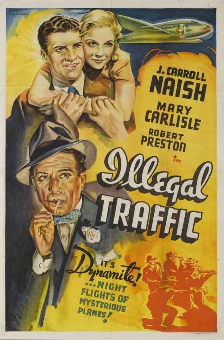 Illegal Traffic movie poster