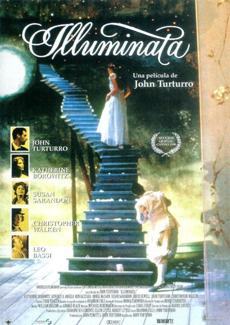Illuminata (film) movie poster