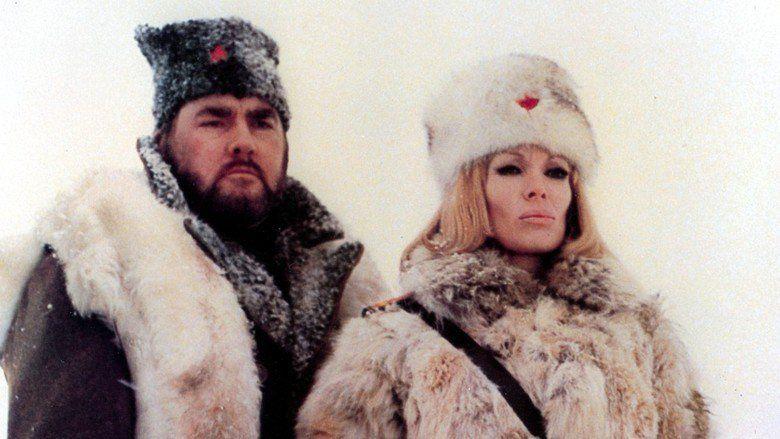 Ilsa, the Tigress of Siberia movie scenes