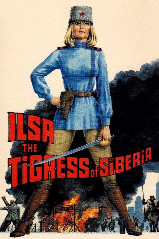 Ilsa, the Tigress of Siberia movie poster