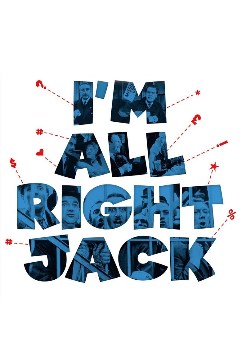 Im All Right Jack movie poster