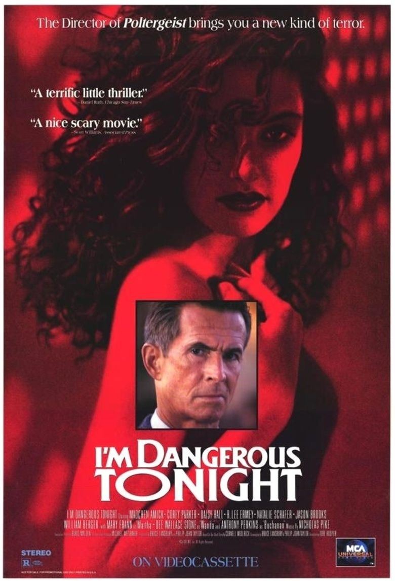 Im Dangerous Tonight movie poster