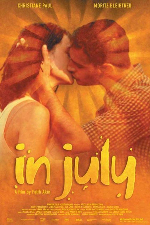 Im Juli movie poster