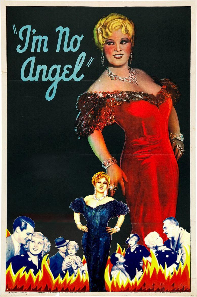 Im No Angel movie poster