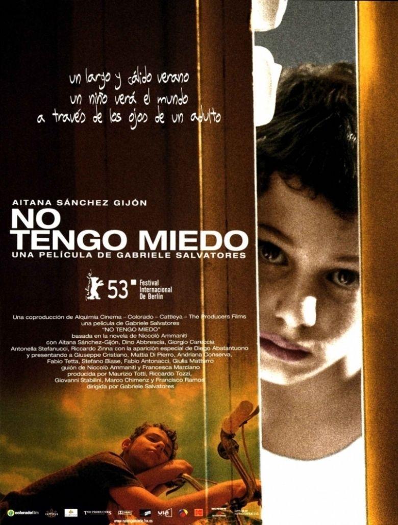 i m not scared niccolo ammaniti free I'm not scared io non ho paura (original title) r niccolò ammaniti (novel), niccolò ammaniti (screenplay) | 1 more credit » stars.