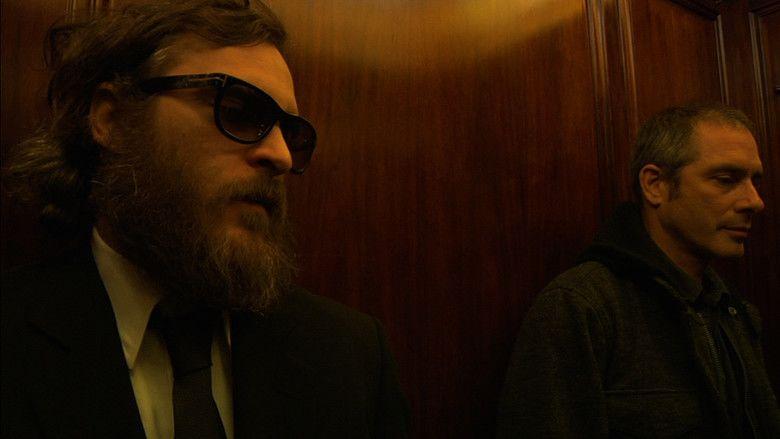 Im Still Here (2010 film) movie scenes