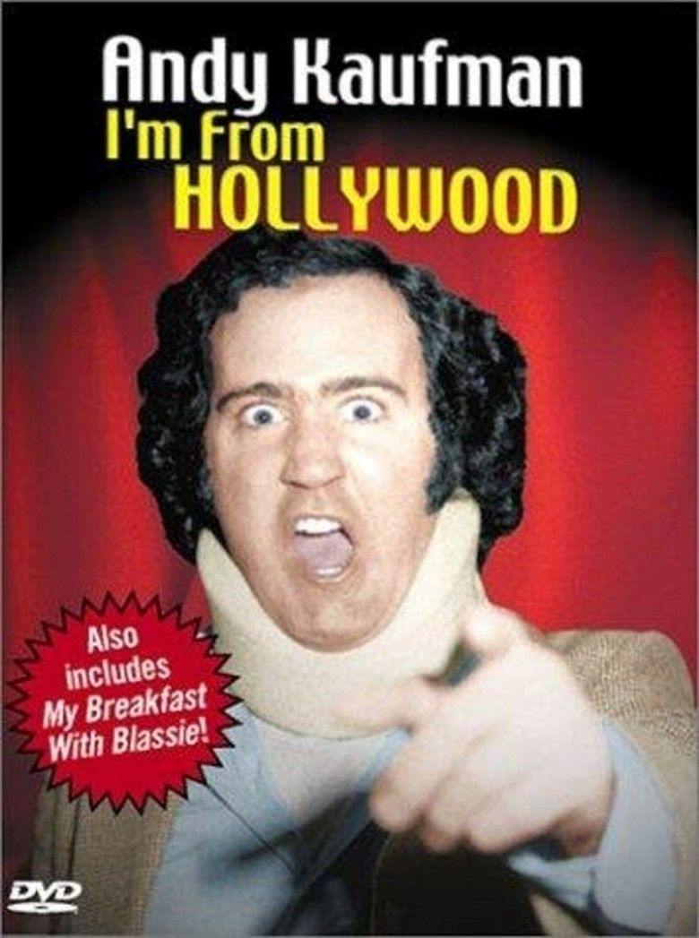Im from Hollywood movie poster