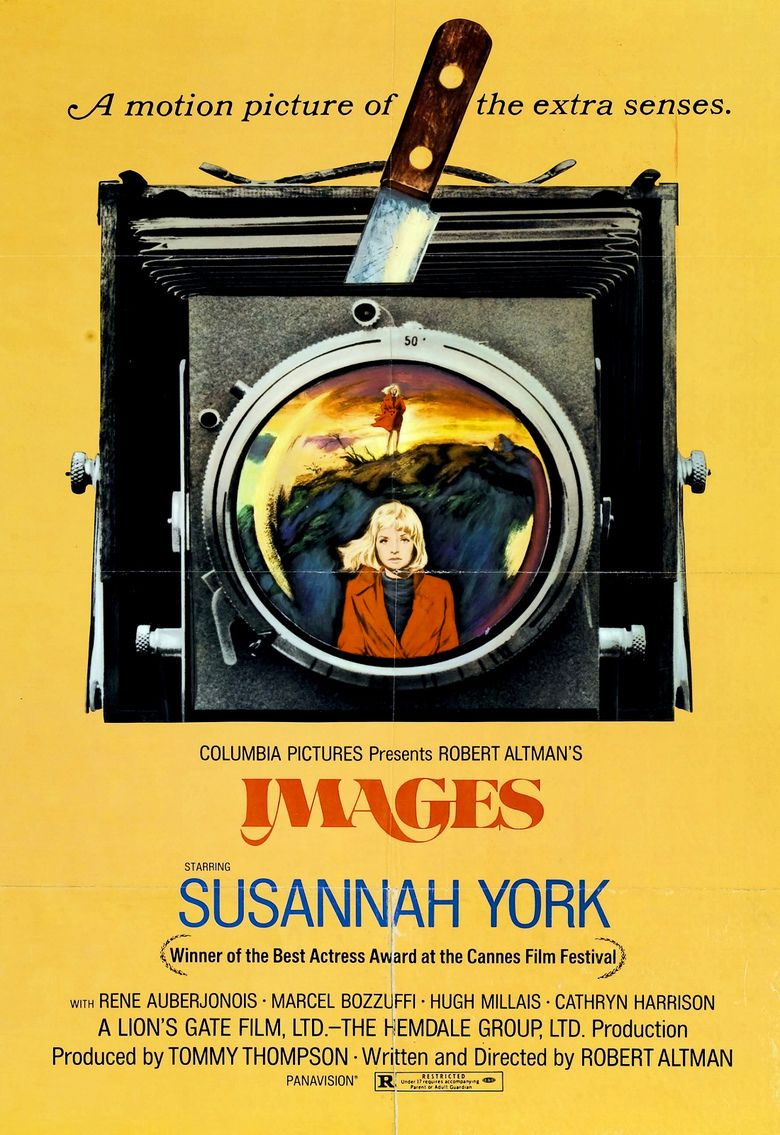 Images (film) movie poster