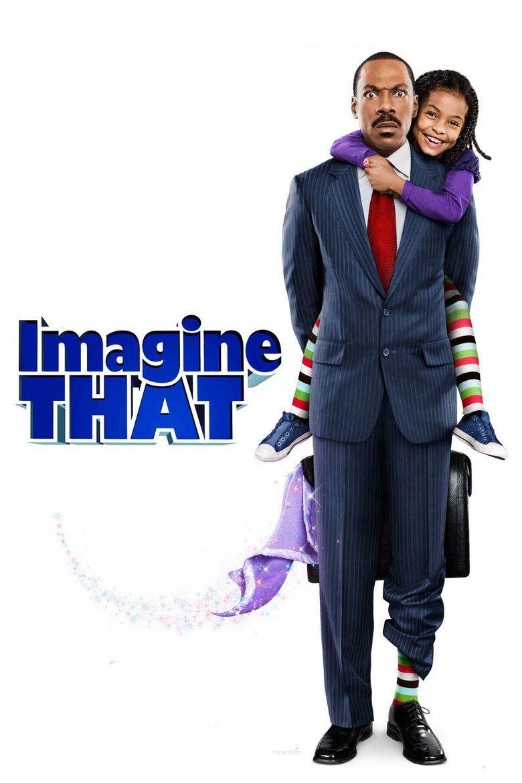 Imagine That (film) movie poster