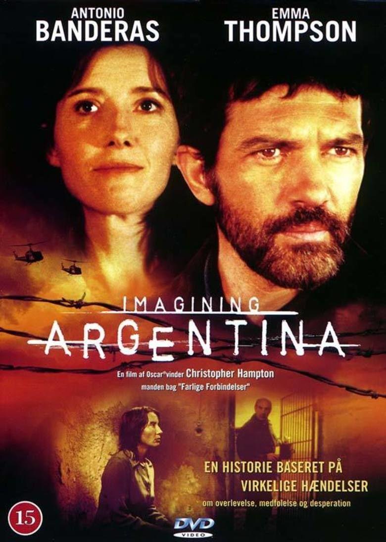 Imagining Argentina (film) movie poster
