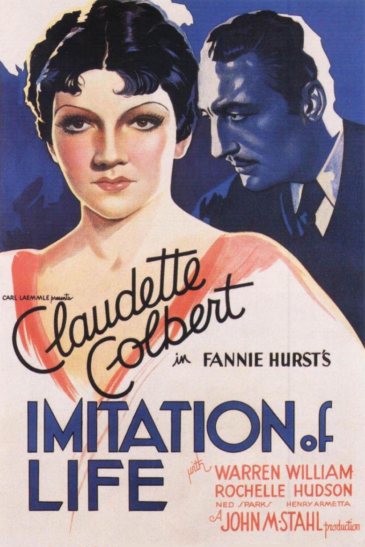 Imitation of Life (1934 film) movie poster