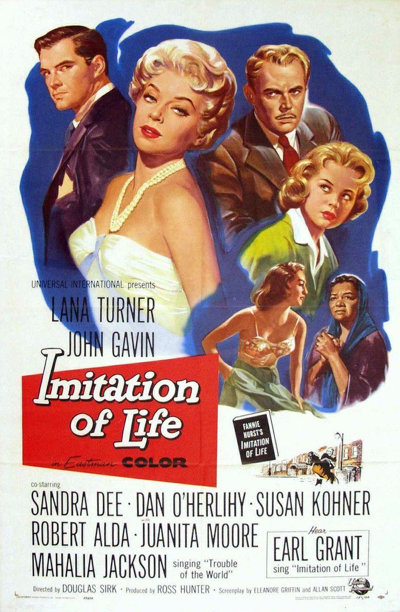 Imitation of Life (1959 film) movie poster