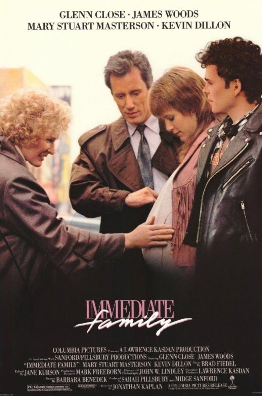 Immediate Family (film) movie poster