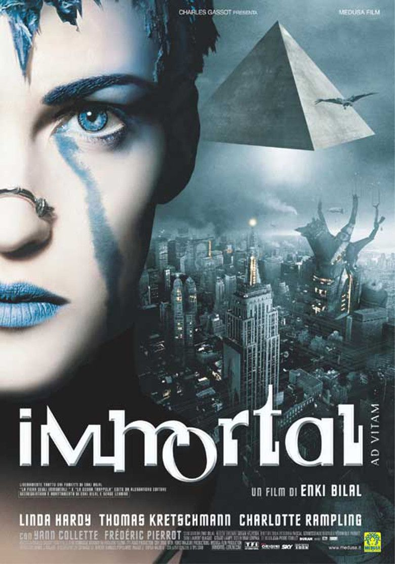 Immortal (2004 film) movie poster