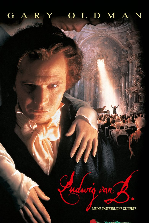 Immortal Beloved (film) movie poster