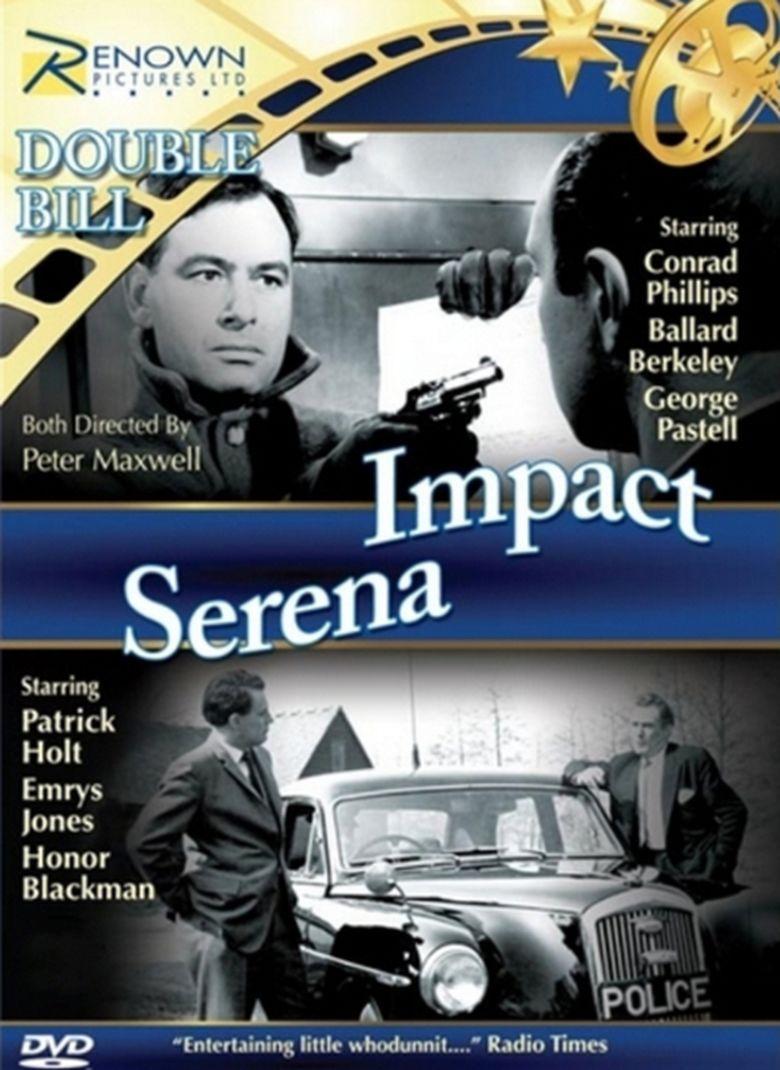 Impact (1963 film) movie poster