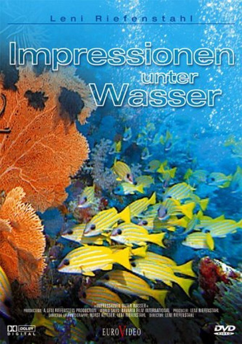 Impressionen unter Wasser movie poster