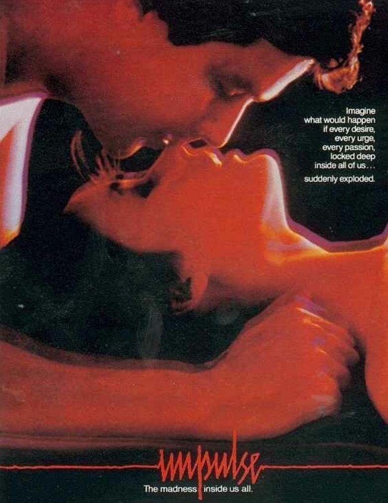 Impulse (1984 film) movie poster