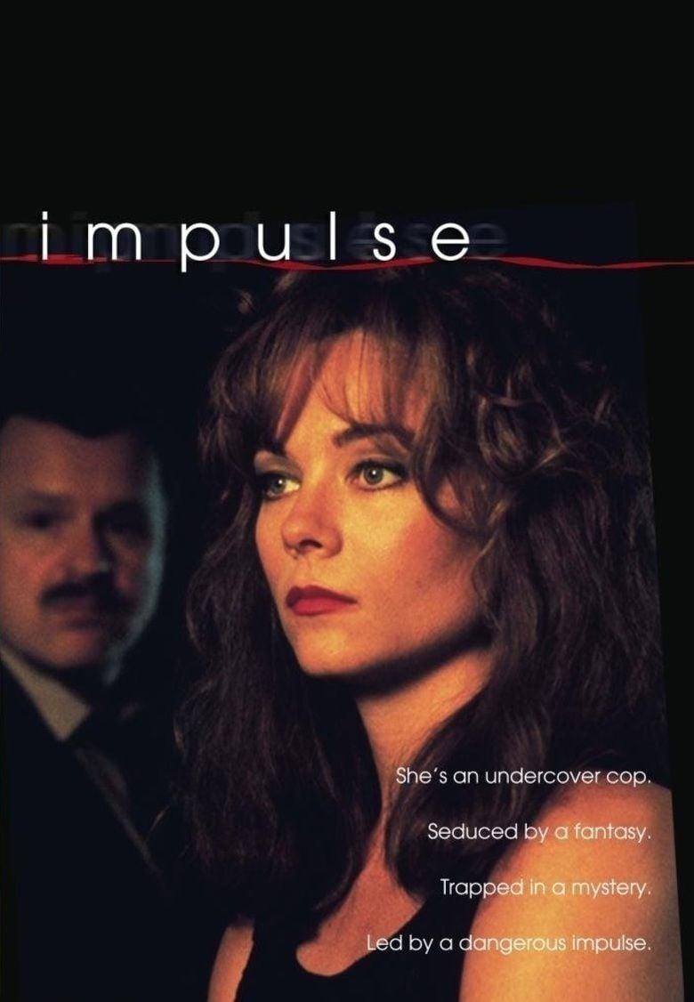 Impulse (1990 film) movie poster
