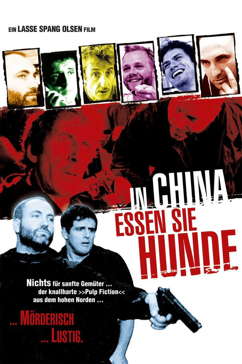 In China They Eat Dogs movie poster