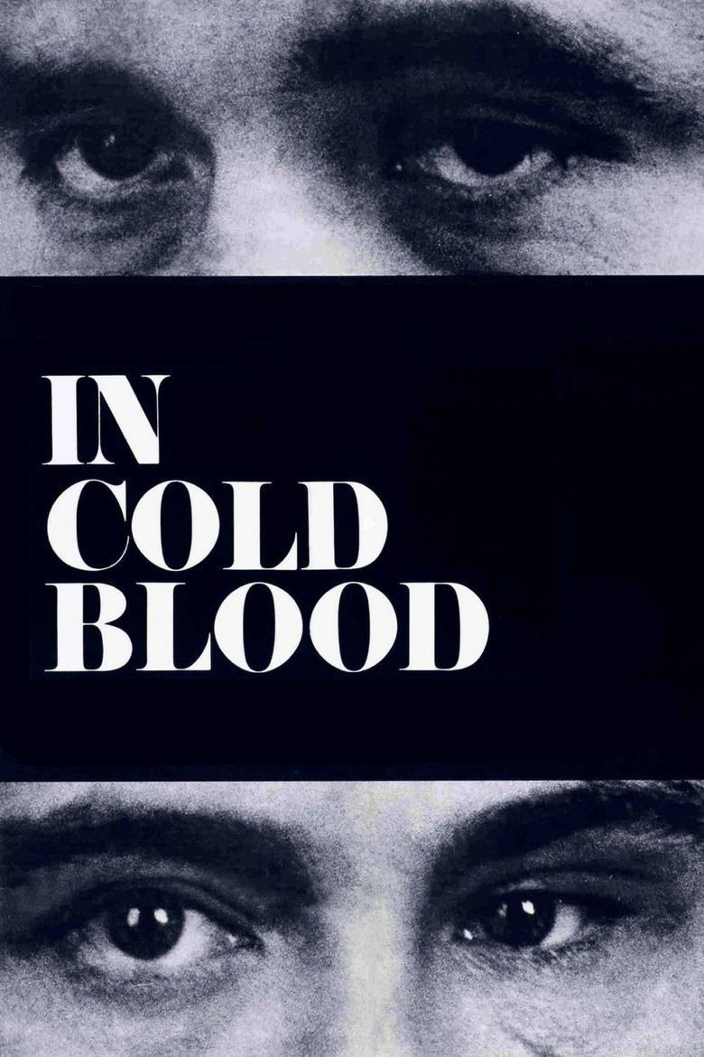 In Cold Blood (film) movie poster