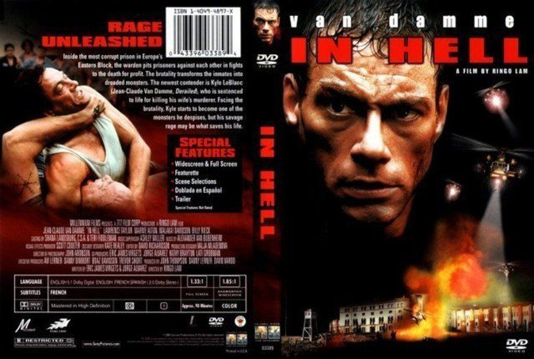 In Hell movie scenes