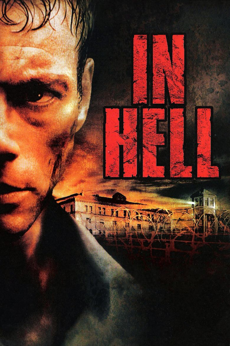 In Hell movie poster