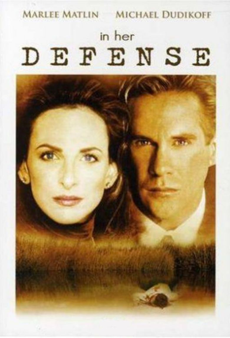 In Her Defense movie poster