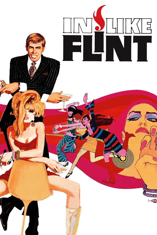 In Like Flint movie poster