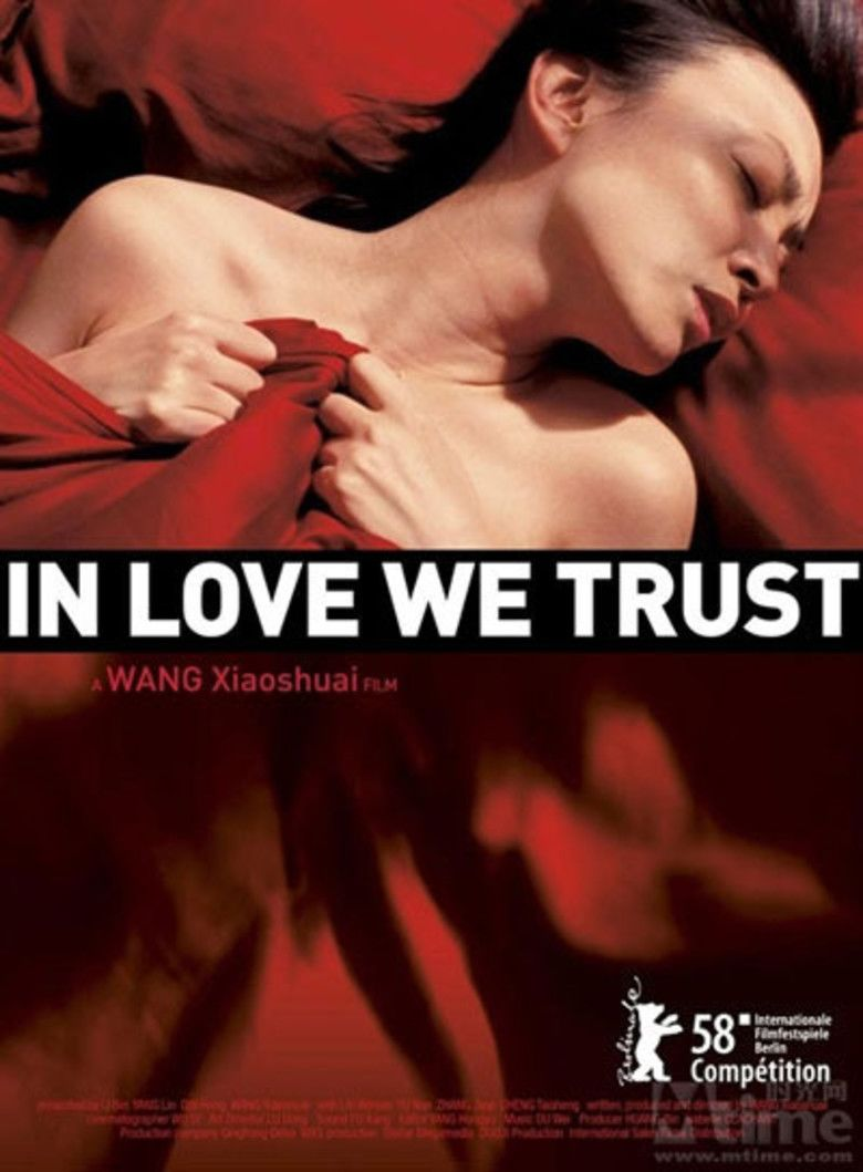 In Love We Trust movie poster