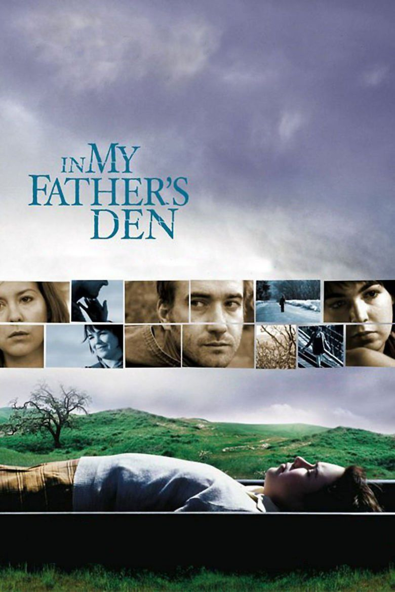 In My Fathers Den (film) movie poster