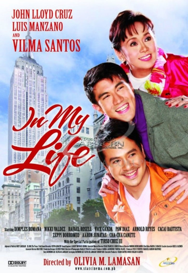 In My Life (2009 film) movie poster