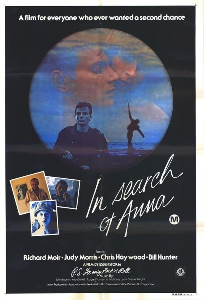 In Search of Anna movie poster