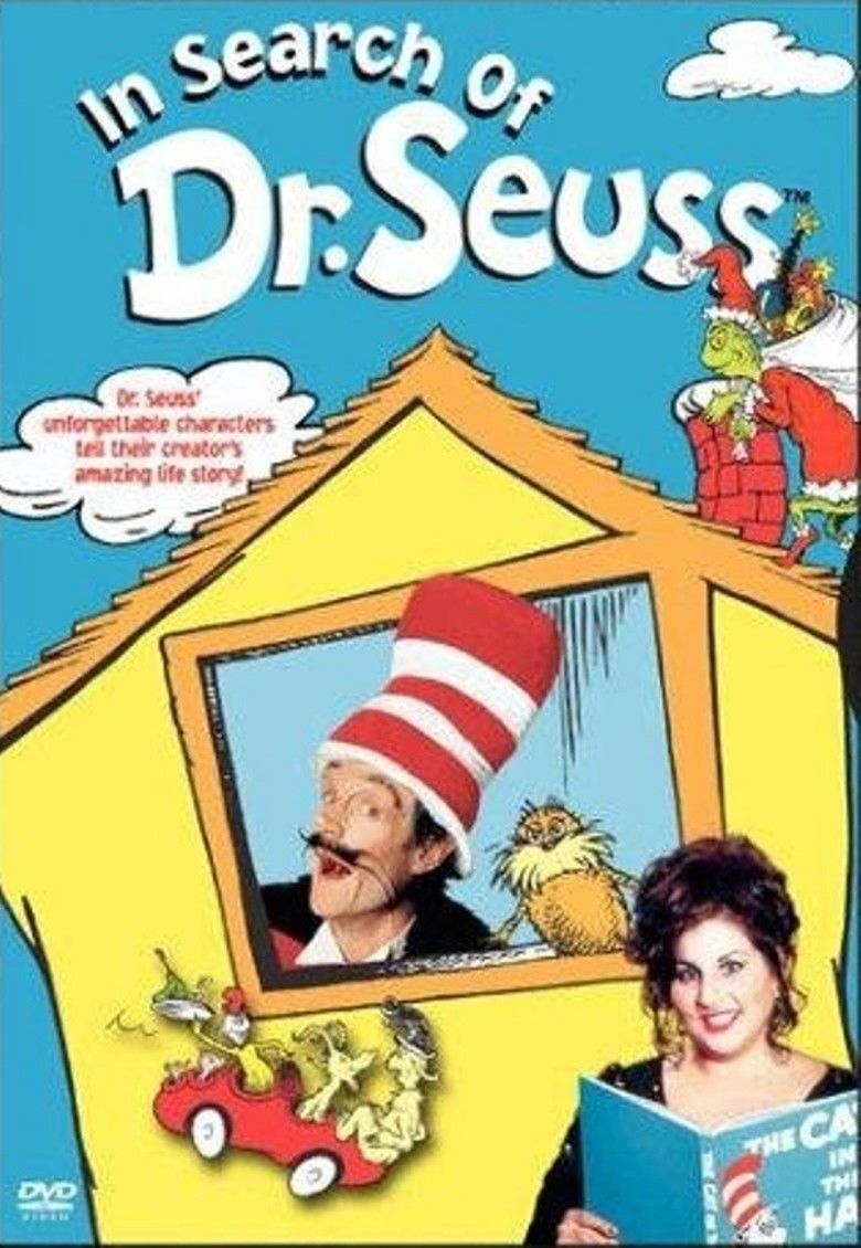 In Search of Dr Seuss movie poster