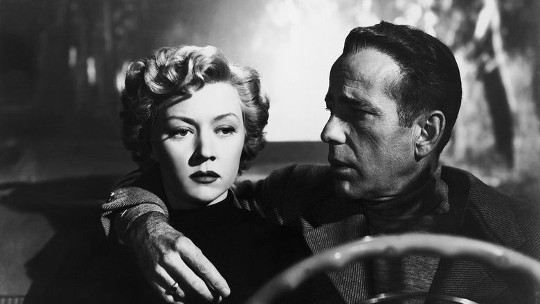 In a Lonely Place movie scenes