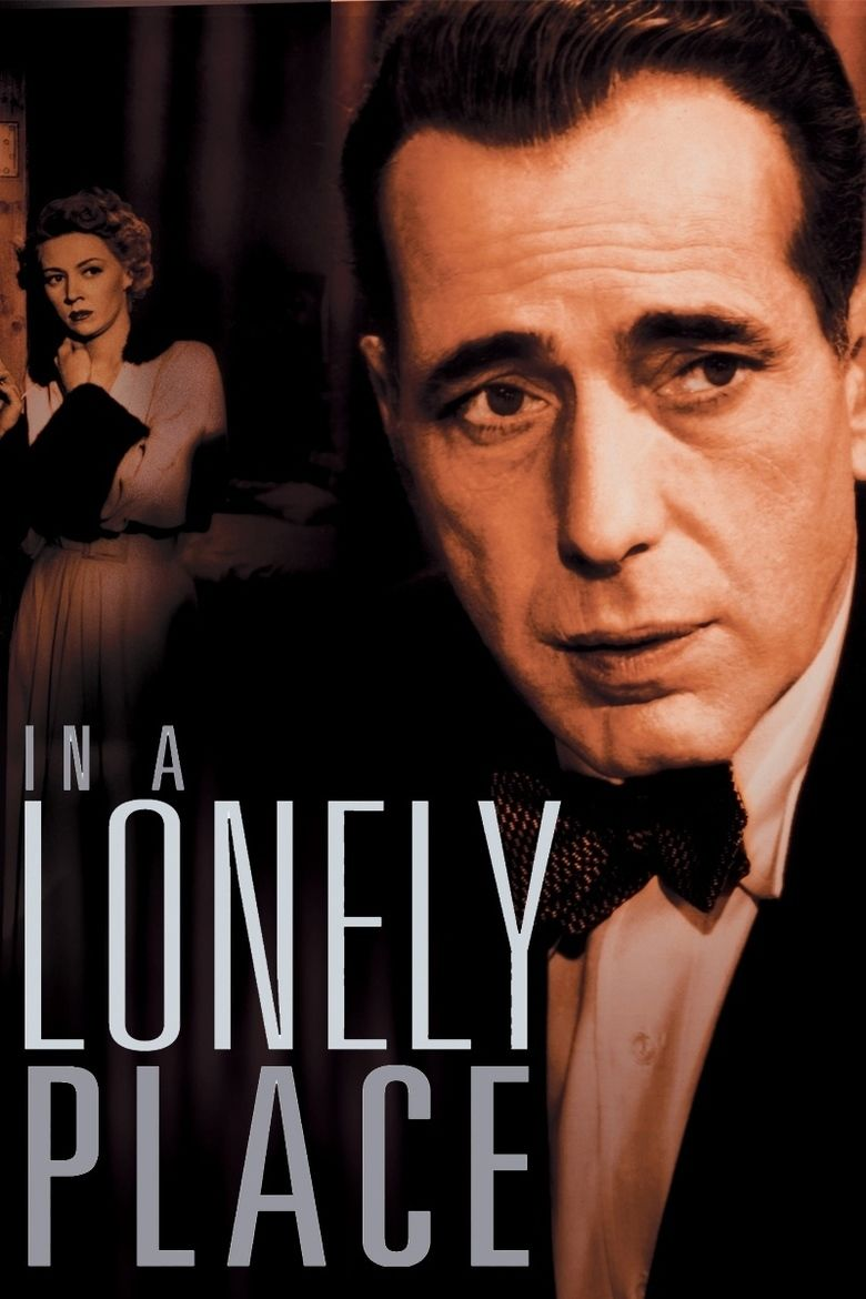 In a Lonely Place movie poster