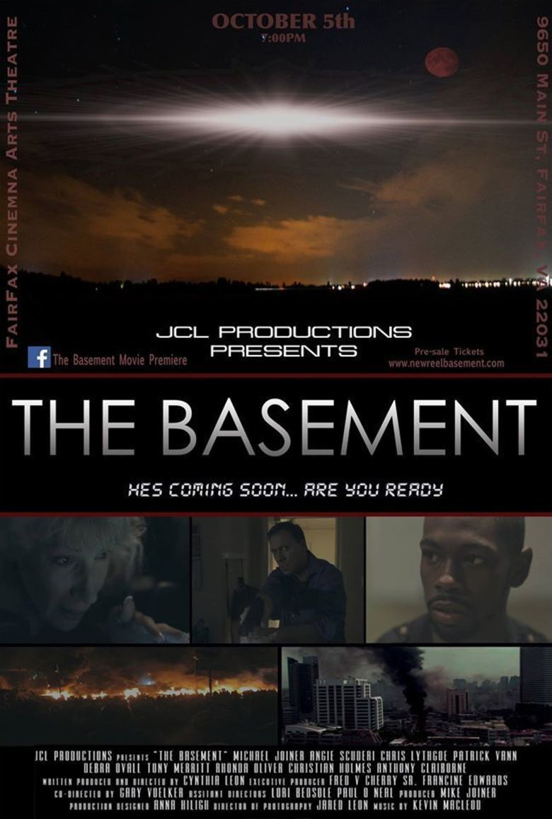 In the Basement (film) movie poster