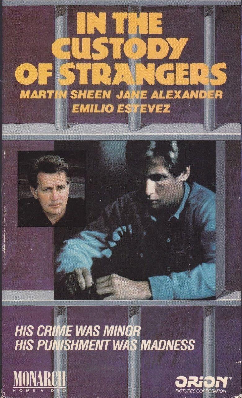 In the Custody of Strangers movie poster