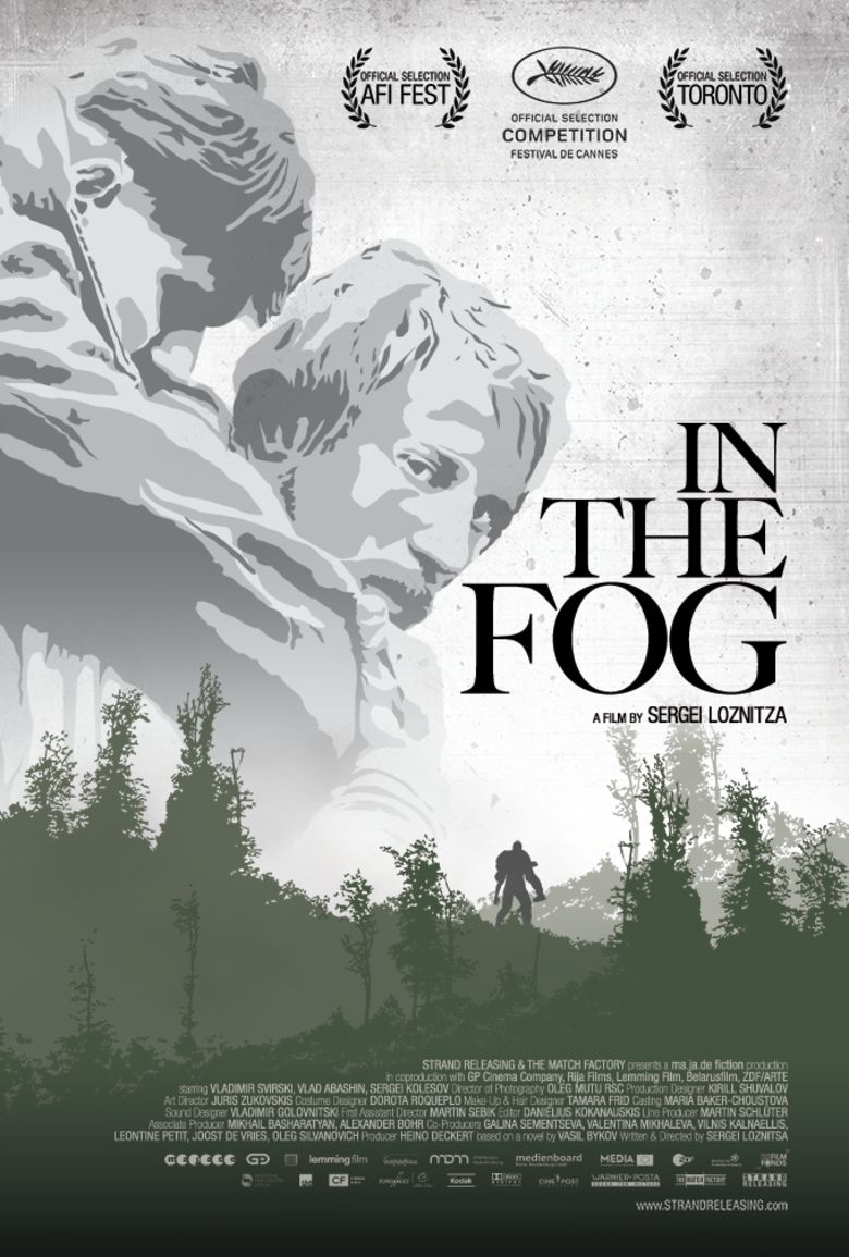 In the Fog movie poster