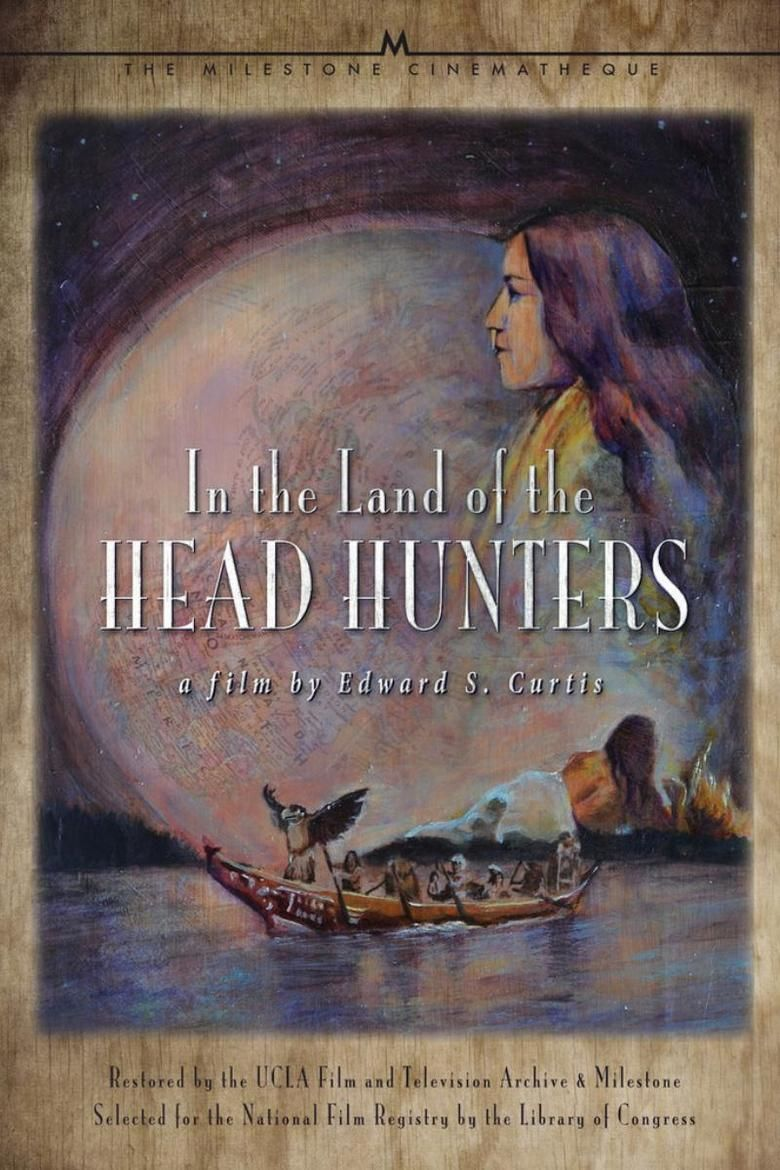 In the Land of the Head Hunters movie poster