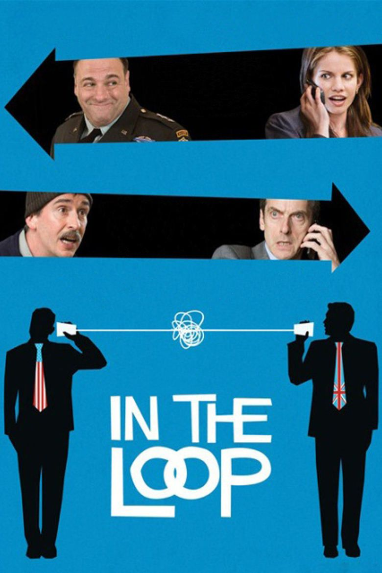 In the Loop (film) movie poster