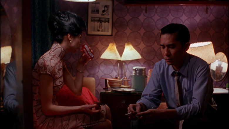 In the Mood for Love movie scenes